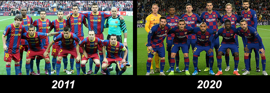 barcelona 2011-2020