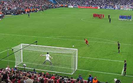 tanda penaltis